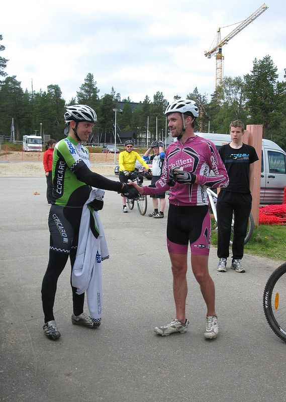 Saariselkä MTB 2012, XCM (47) | Saariselkä.  Mountain Biking Event in Saariselkä, Lapland Finland. www.saariselkamtb.fi #mtb #saariselkamtb #mountainbiking #maastopyoraily #maastopyöräily #saariselkä #saariselka #saariselankeskusvaraamo #saariselkabooking #astueramaahan #stepintothewilderness #lapland