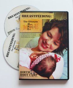 Breastfeeding: The Ultimate MRE Fabulous resource for families! #birthbootcamp