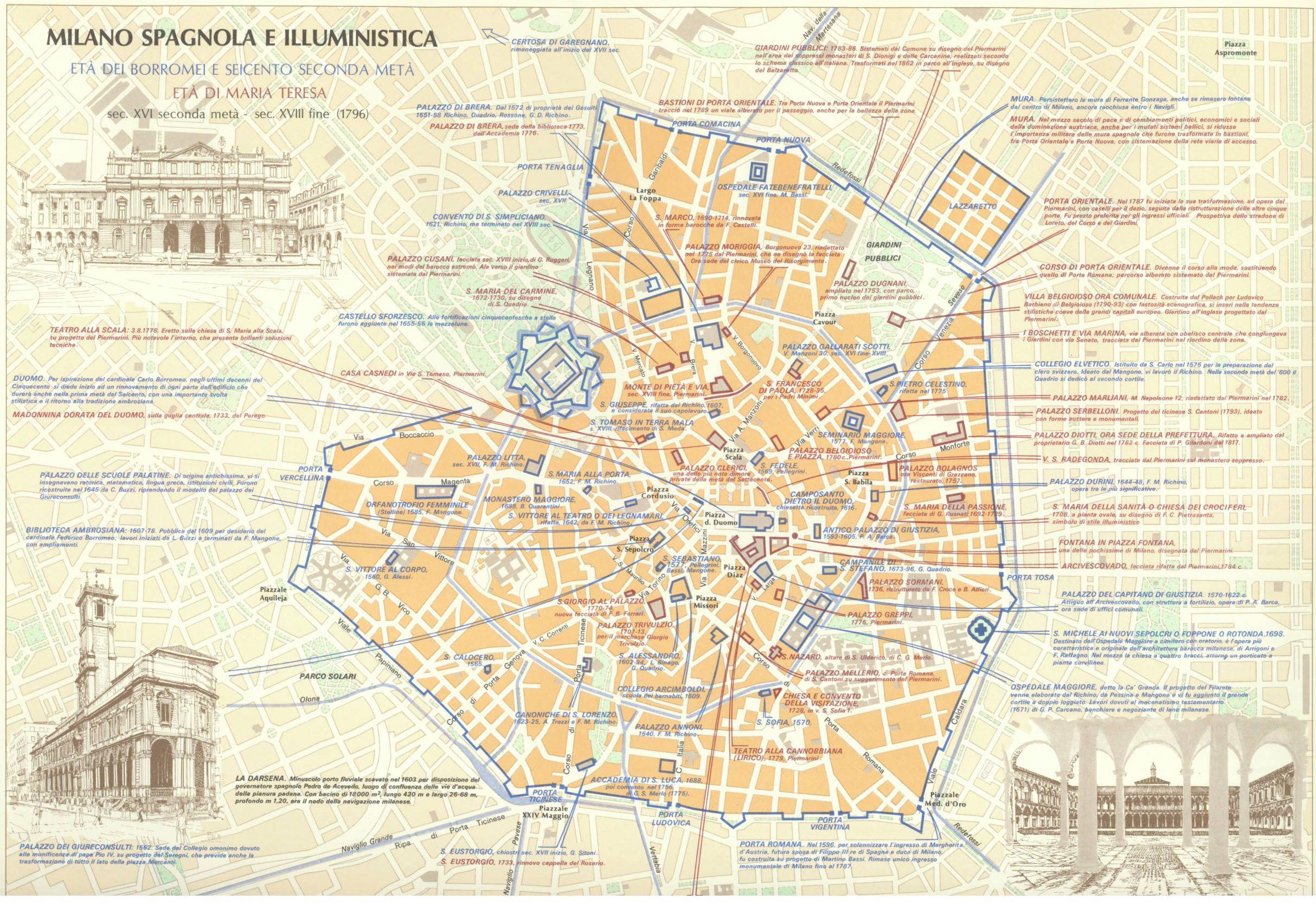 Cartina Spagna Orientale.Pin Di Francesco Palmia Su Milano Map Mappe Milano Mappa