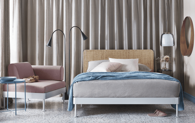 These Rattan Finds From Ikea Look So Much Pricier Than They Are