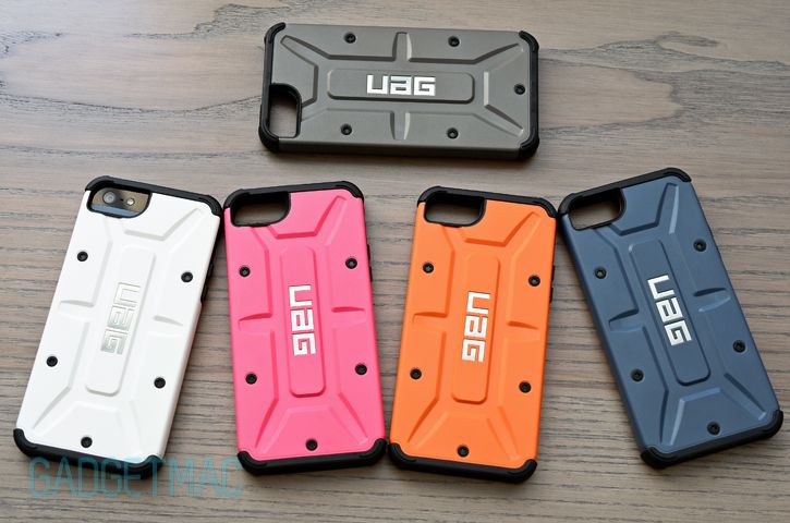 finest selection 02155 3dd6c Urban Armor Gear UAG Case for iPhone 5 Review | Phone cases | Urban ...
