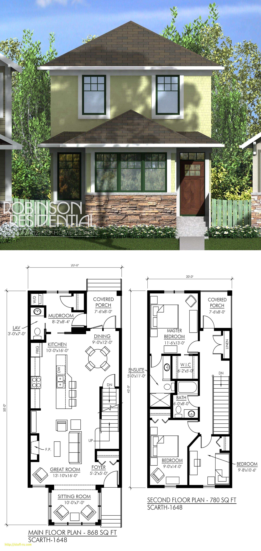 Small French House Plans 2021 Denah Rumah Rumah Impian Denah Desain Rumah