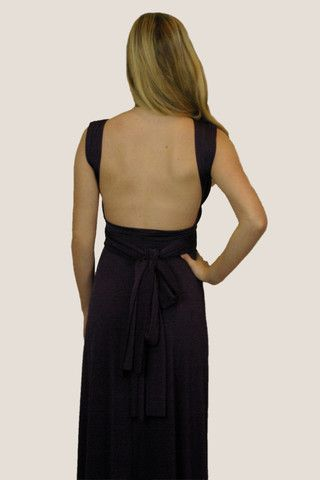 Emma Wrap Maxi Dress