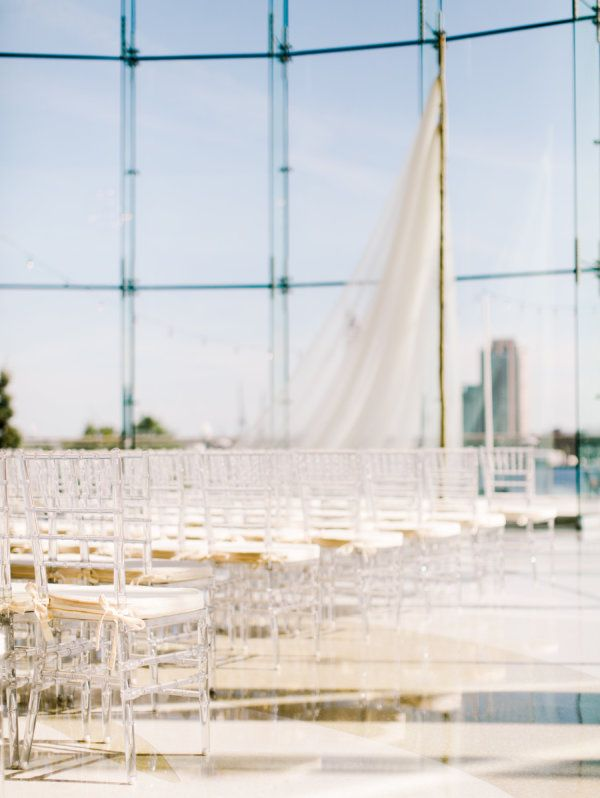 Nautical Meets Chic Style for this Romantic Indoor Celebration – Style Me Pretty