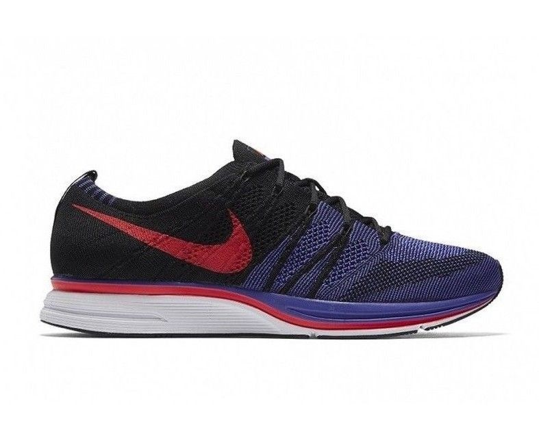 ef04d010a25da Nike Flyknit Trainer Size 10.5 US Black Men s Running Shoes in 2018 ...