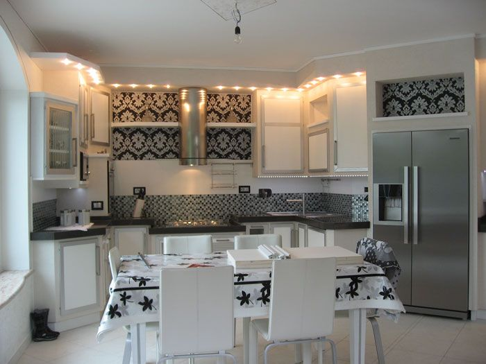 disegno » cucine in muratura moderni - ispirazioni design dell ... - Cucine In Muratura Moderne Prezzi