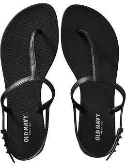 Old Navy   T strap sandals