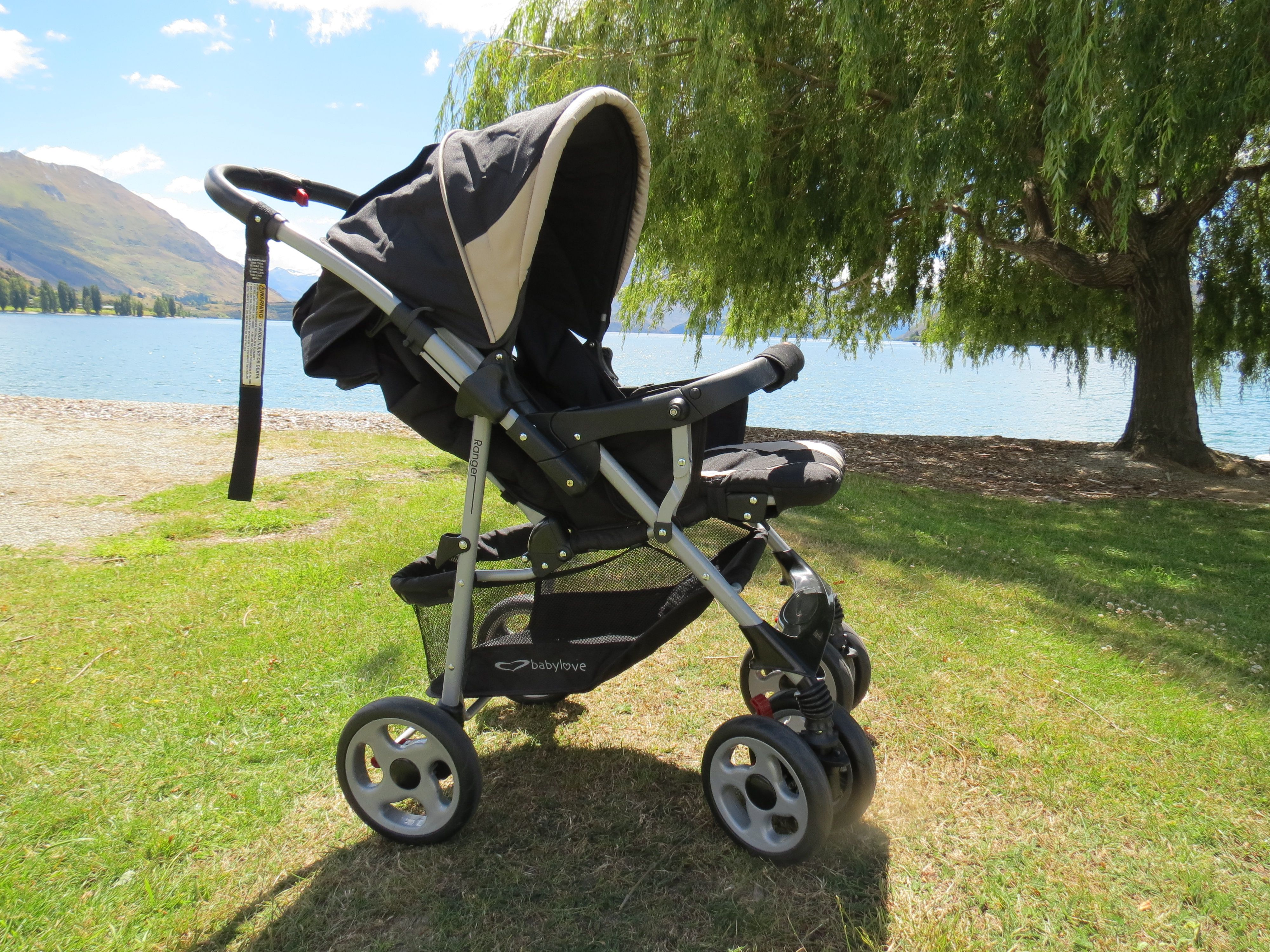 Wanaka Baby has a lovely range of prams, buggies and