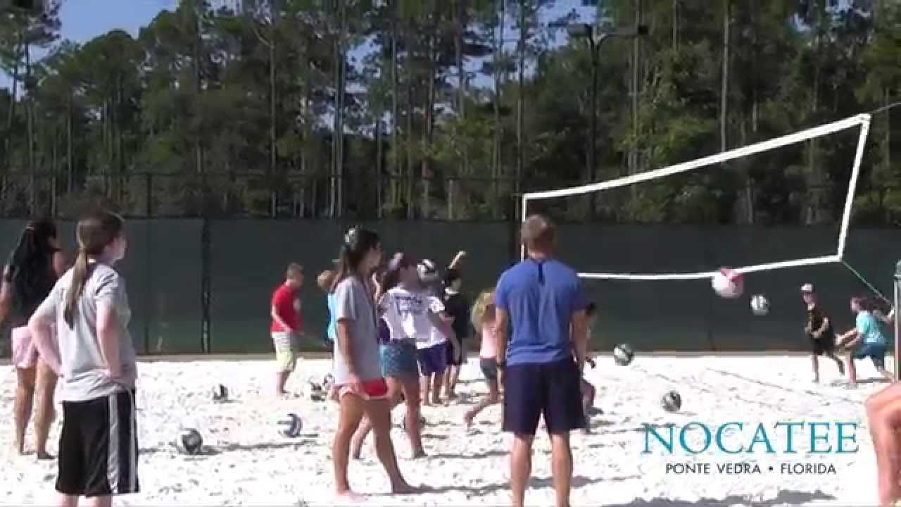 Nocatee S July 2015 Fun And Fitness Summer Camp Summer Day Camp Fitness Summer