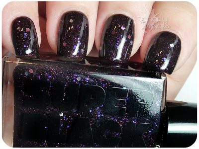 Super Black Lacquers Son of Space Ghost