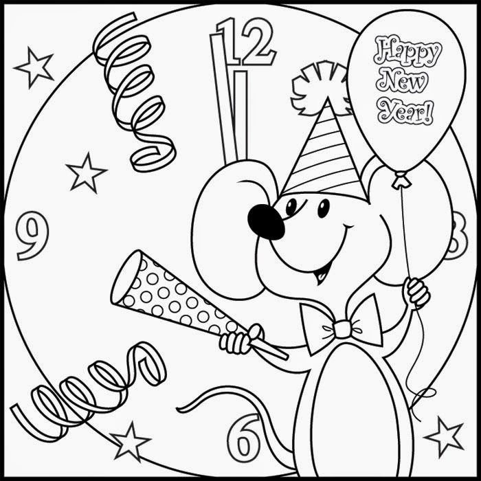 Best Wishes Colouring Pages Google Search New Year Coloring Pages Christmas Coloring Pages Coloring Pages