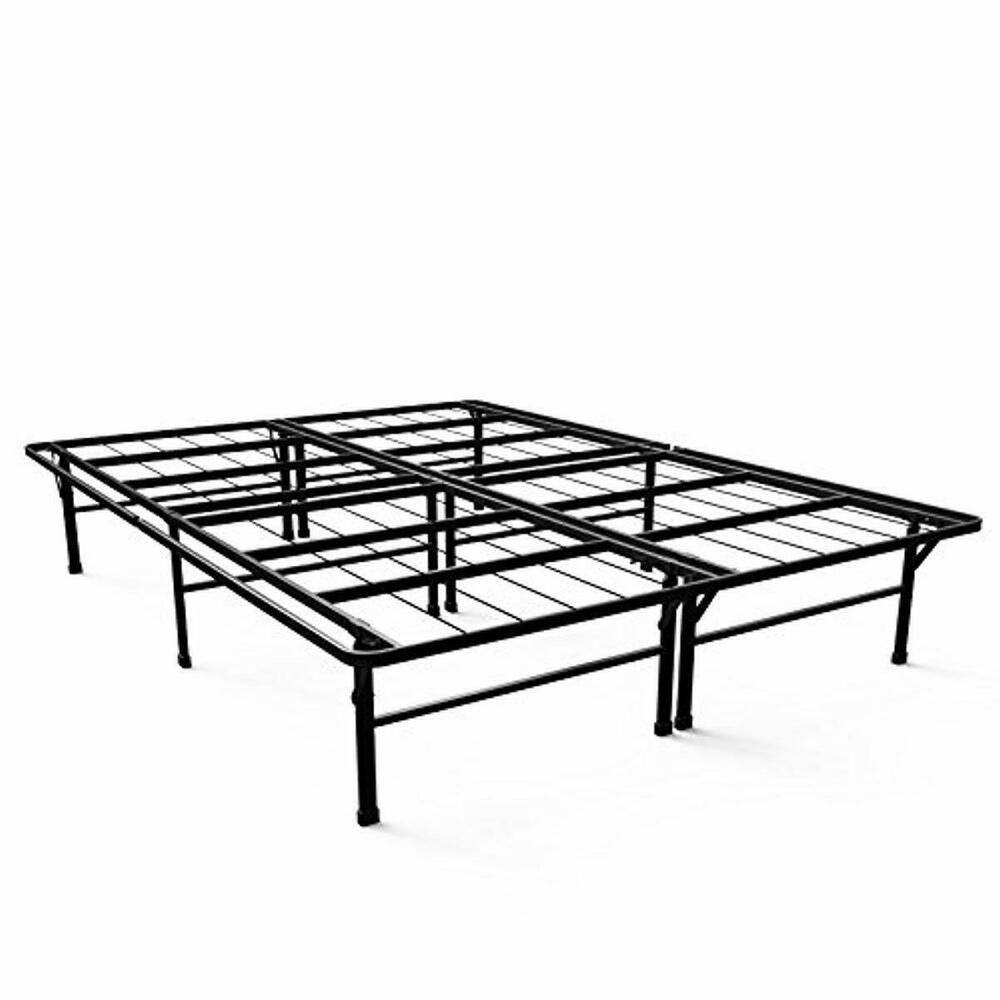Zinus Gene 14 Inch Smartbase Deluxe Mattress Foundation