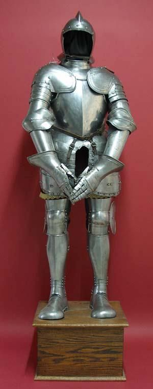 Armour of foote