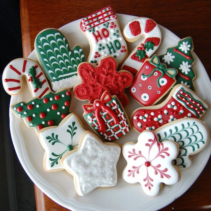Christmas Cookies Royal Icing | Christmas Ideas...Cant wait ...