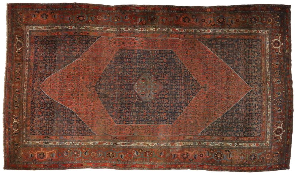 15 X 26 Persian Bijar Rug 73125 Rugs Rugs And Carpet Persian
