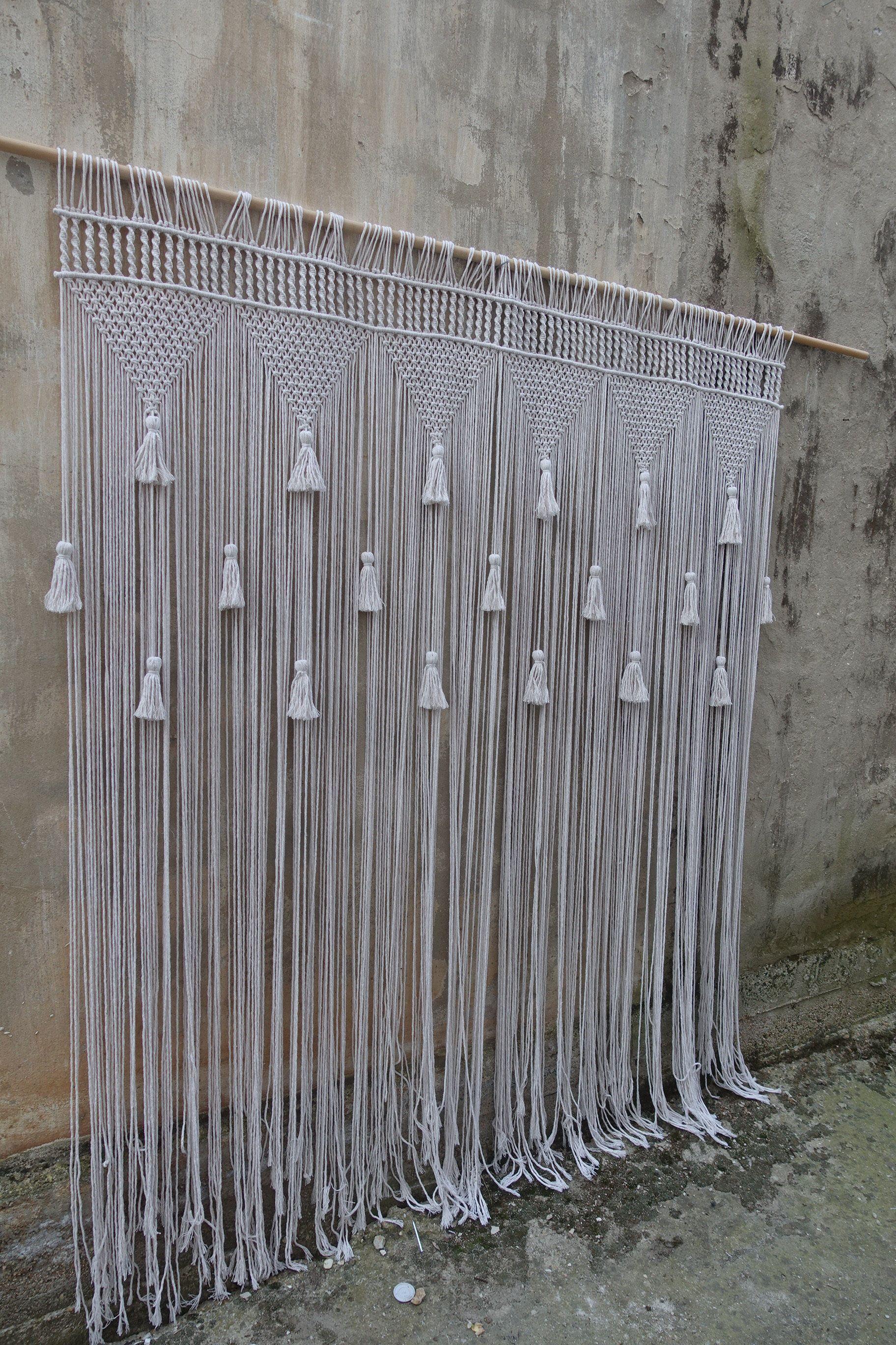 Diy Boho Headboards Wall Hangings