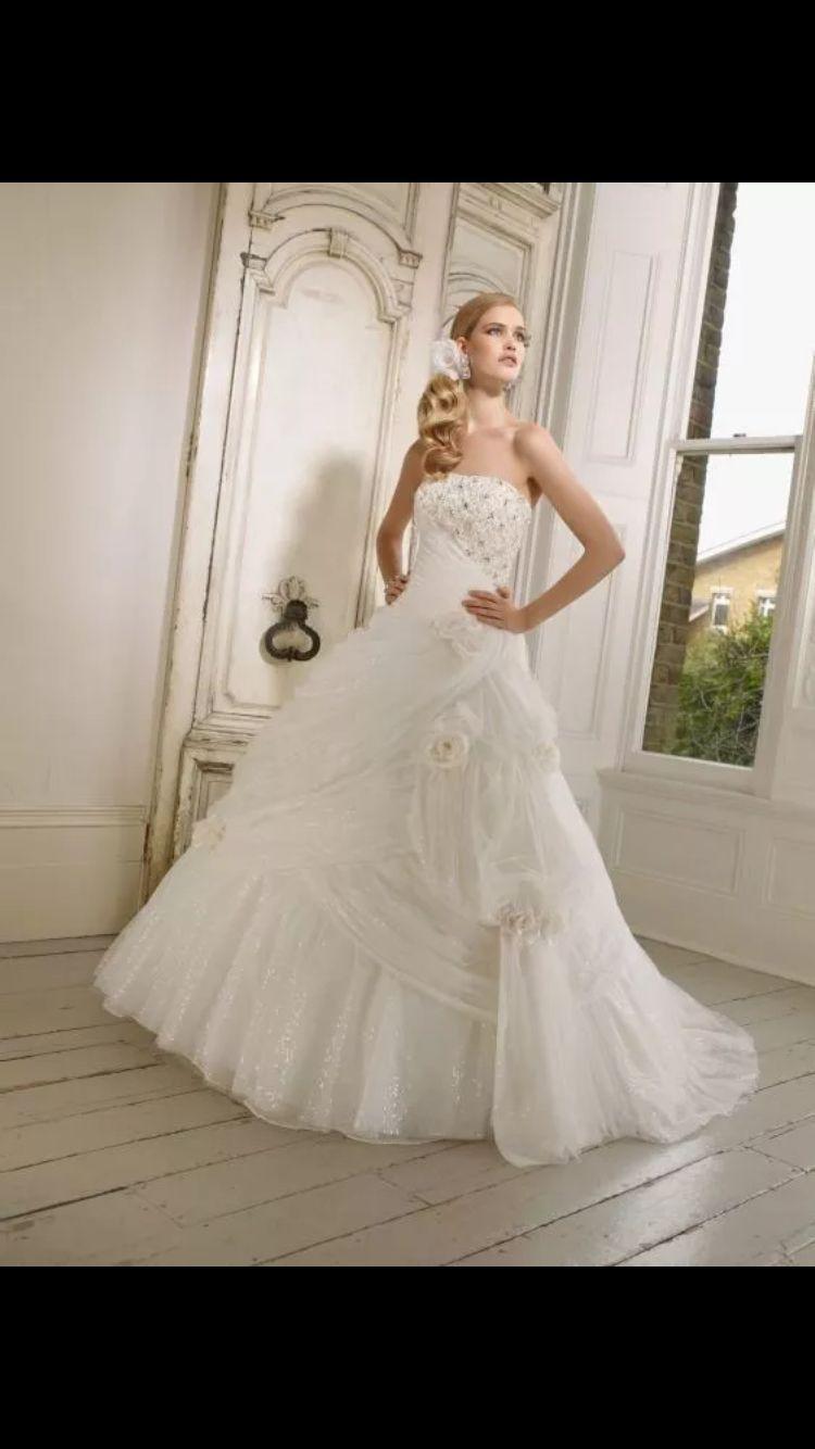 Ronald Joyce Delilah Wedding Dresses Wedding Dress Size 10 Classic Wedding Gowns [ 1334 x 750 Pixel ]