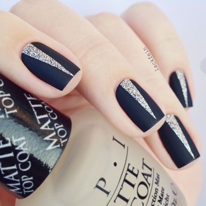 27 Simple Nail Designs For Short Nails To Do At Home Simple Nail