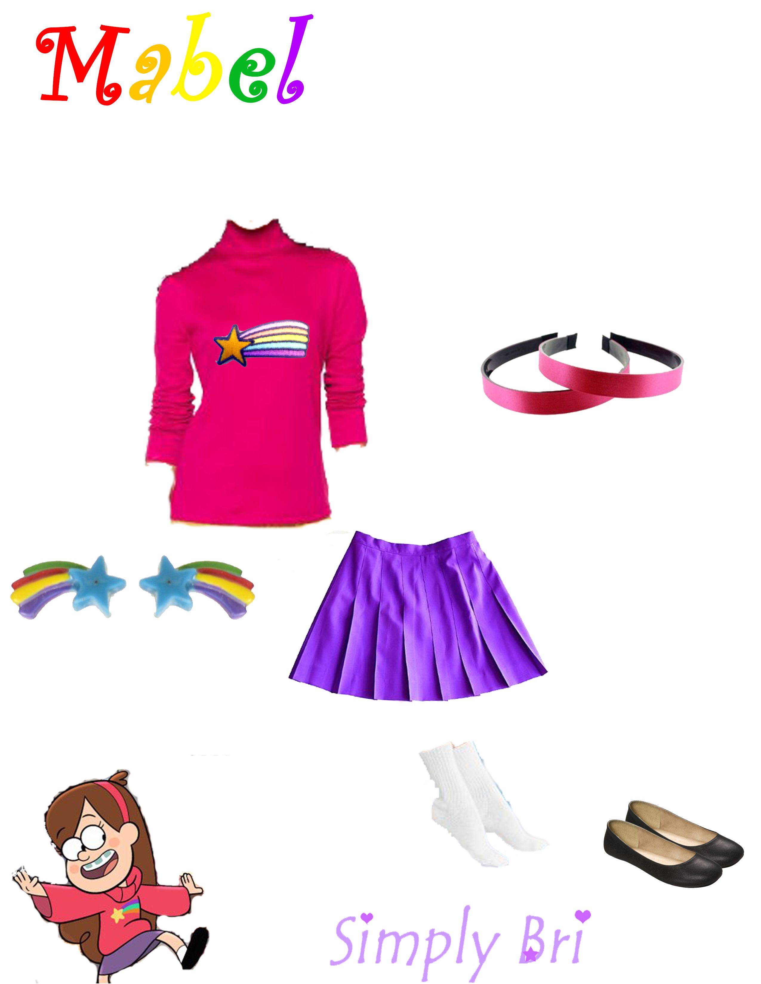 Gravity Falls Inspired Clothes Mabels Shooting Star Sweater Non