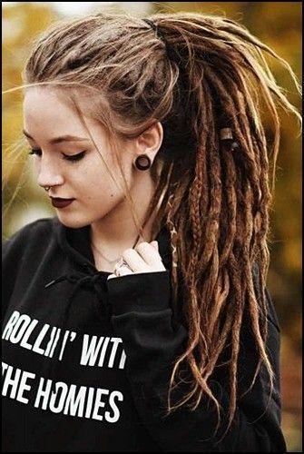 Photo of Over 10 bilder av kvinner som vet hvordan de skal vise dreadlocks og hvordan de skal være vakre Trend B …