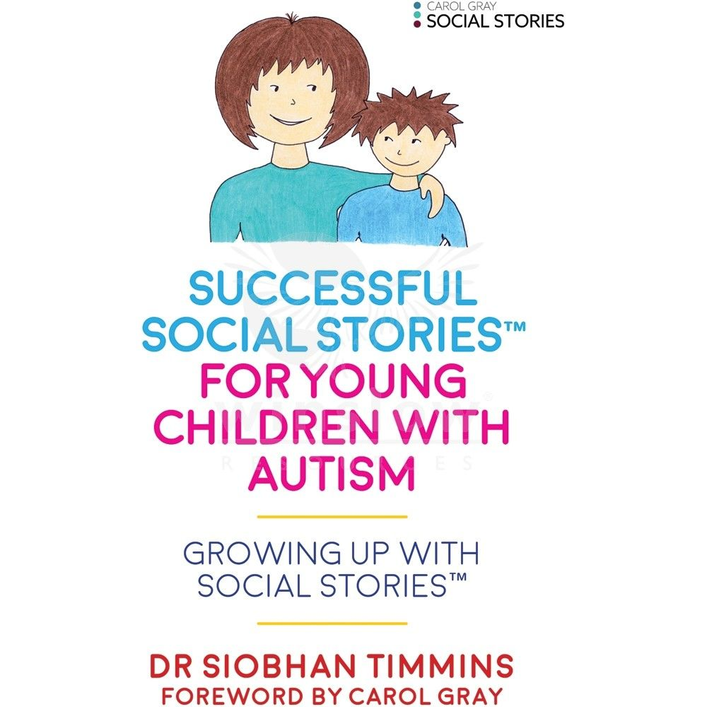 The new social story book illustrated by carol gray 100 examples.