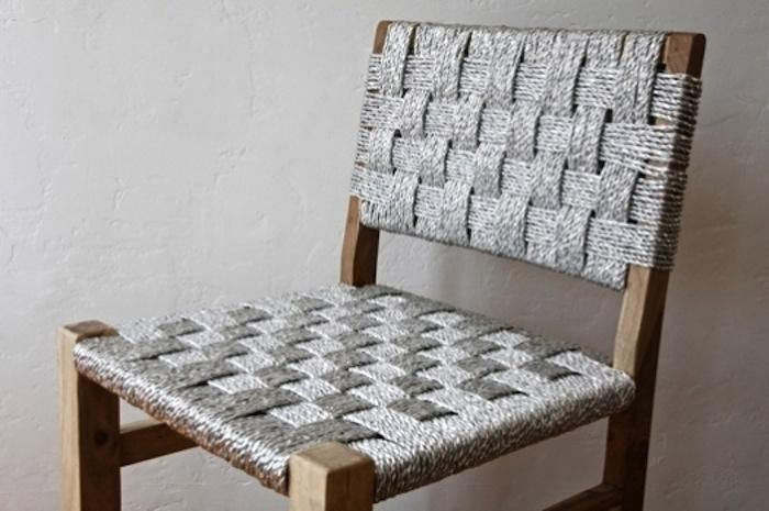 A Silver Lining: Glamorous Eco-Chic Outdoor Furniture : Remodelista