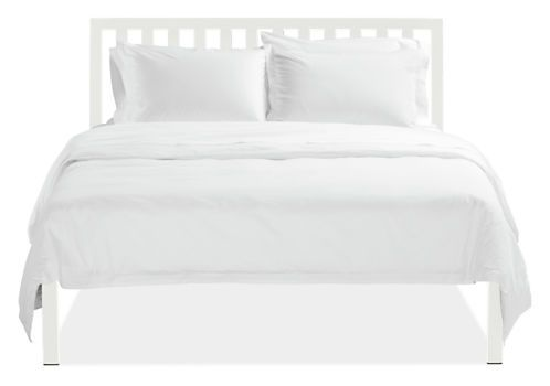 Webster Bed In Colors Home Modern White