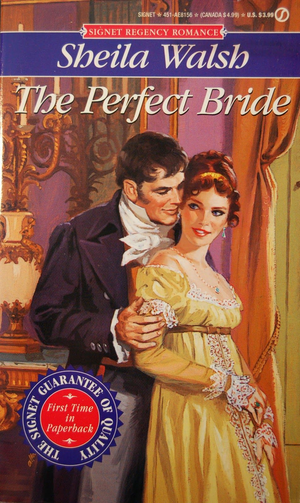 The Perfect Bride (Signet Regency Romance)