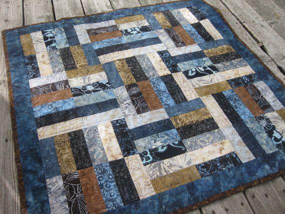 beautiful modern quilts - Google Search | Quilt Patterns ... : blue quilt patterns - Adamdwight.com