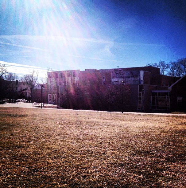 Sun Shining Down On The Boyd Cultural Arts Center #BCAC