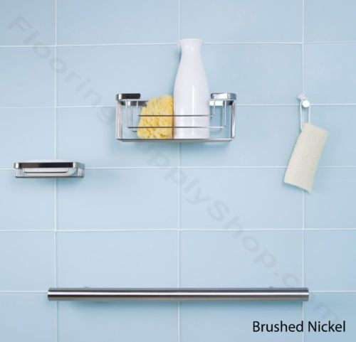 TileWare Promessa Series Luxurious Cone Hook Grout, Solid brass