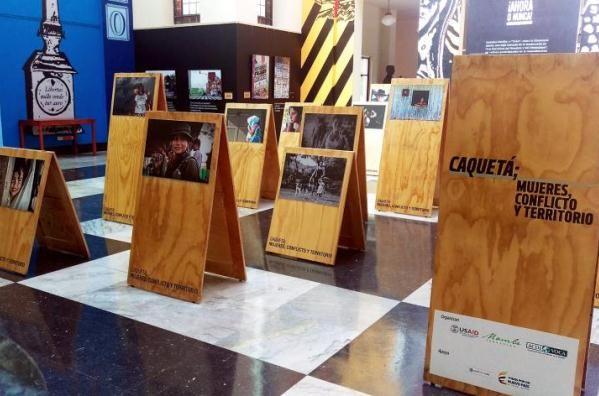 Caquetá: Mujeres, Conflicto y Territorio
