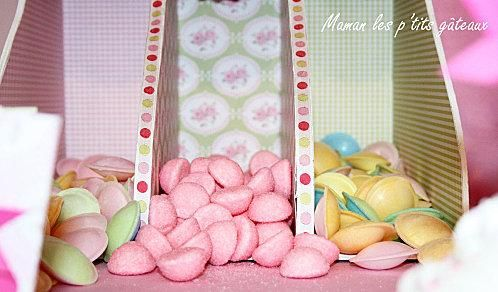 SWEET TABLE MOULIN A VENT - TOULOUSE