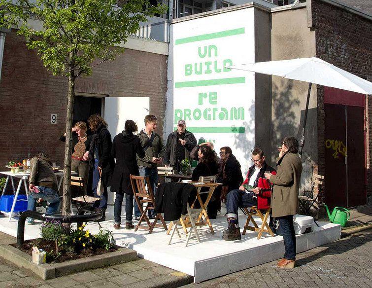 Urban Wasteland Remix, Exhibition identity, 2012. http://www.studiohetmes.nl