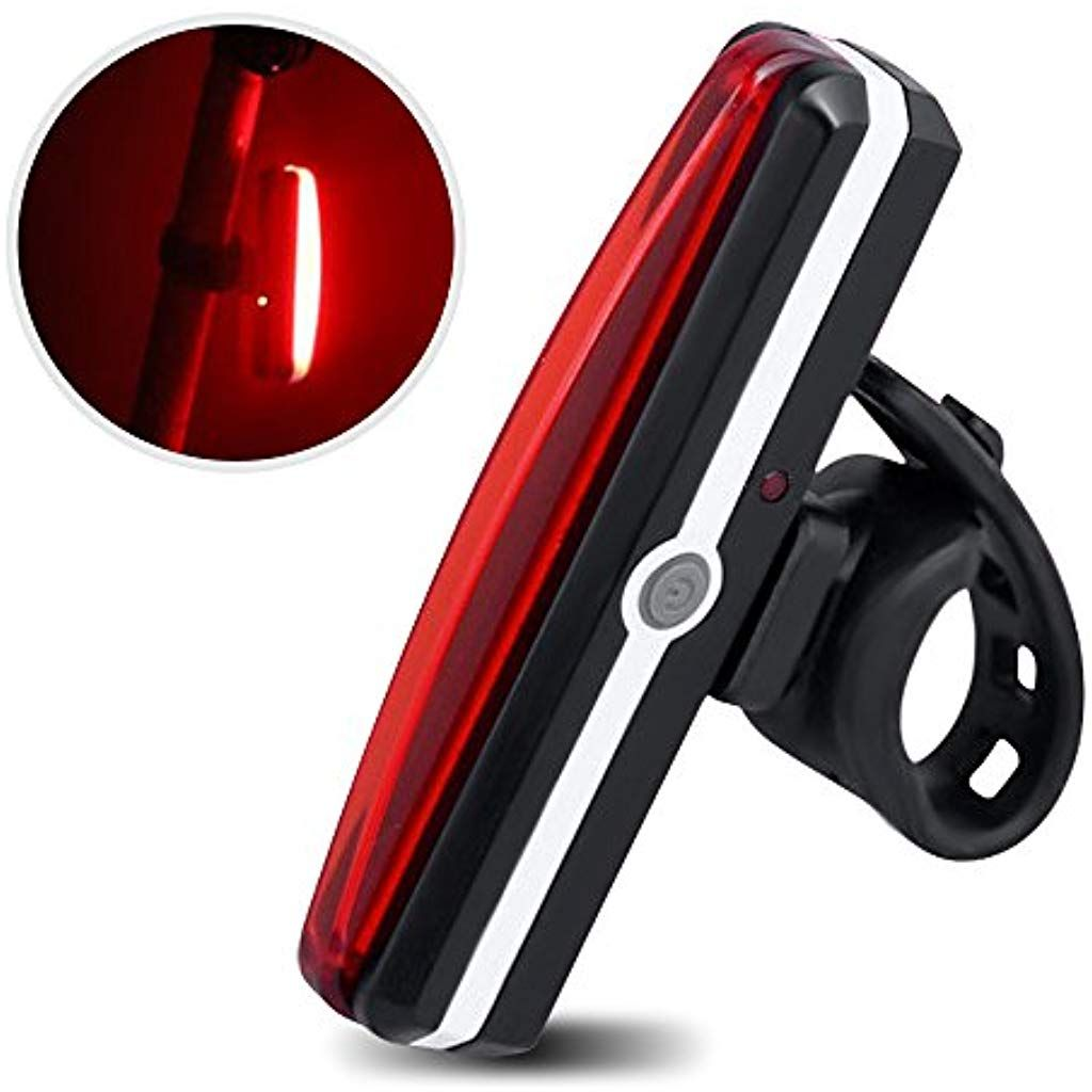 Iregro Fahrrad Rucklicht Led Fahrradlicht Usb Aufladbar Fahrradbeleuchtung Mit Lautsprecher Wasserdicht Fur Fahrrad Rucklicht Fahrrad Licht Fahrradbeleuchtung