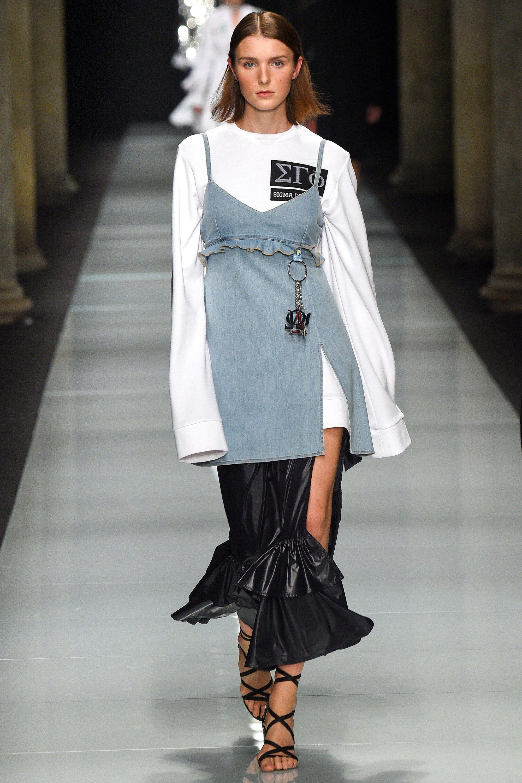Au Jour Le Jour Spring 2017 Ready-to-Wear Collection Photos - Vogue