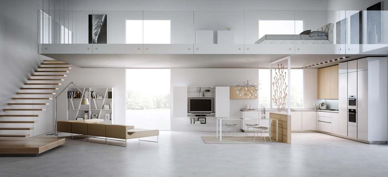Soppalchi E Case Prefabbricate Con Immagini Interior Design