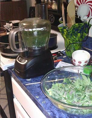 Marijuana trim butter food processor cannabis recipe ideas marijuana trim butter food processor forumfinder Gallery