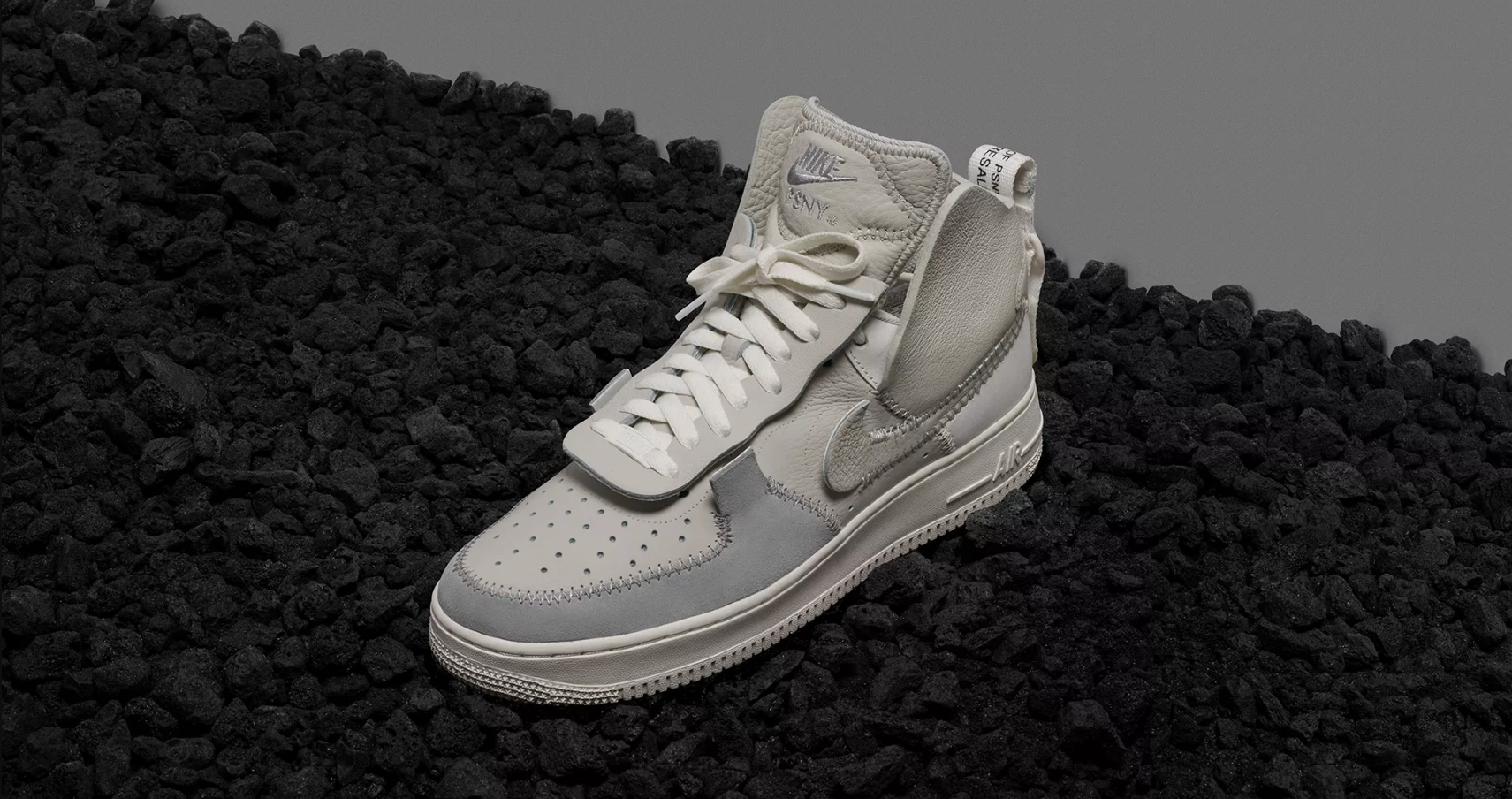 PSNY x Air Force 1 High um 9 Uhr #airforce #complexkicks