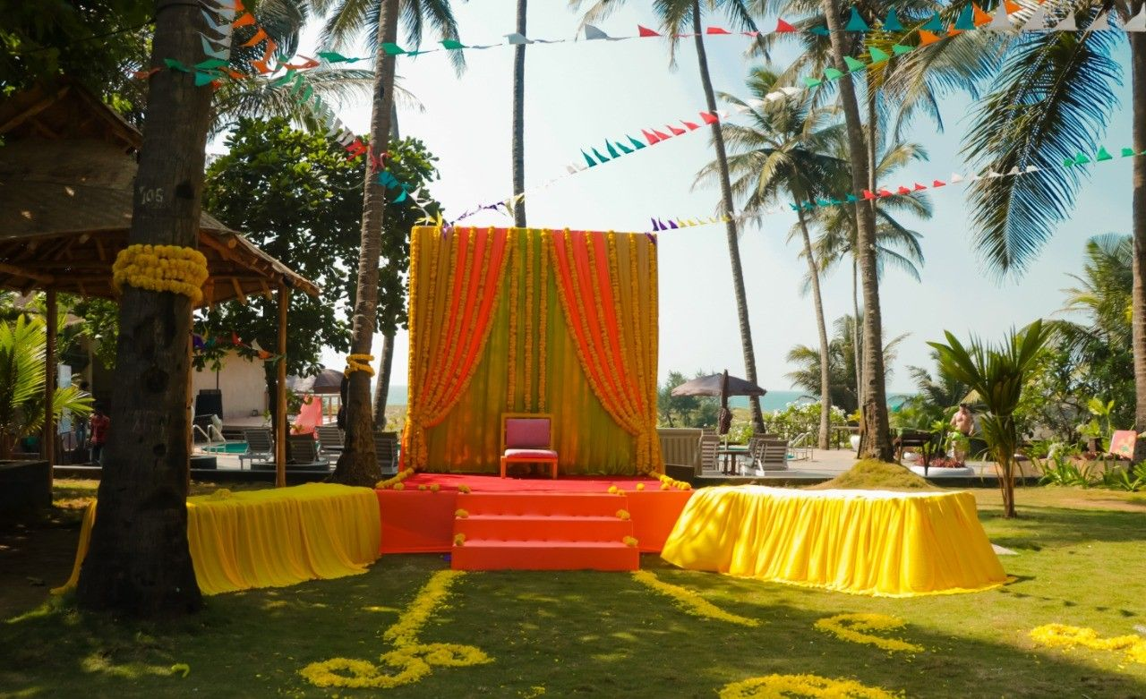 Destination Wedding in Goa ,Wedding Planner in Goa , Beach