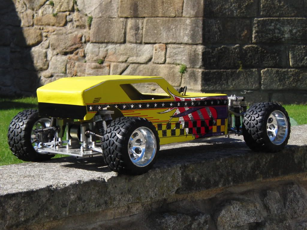 homemade cars | RE: Home made rc car | Rc cars | Pinterest ...