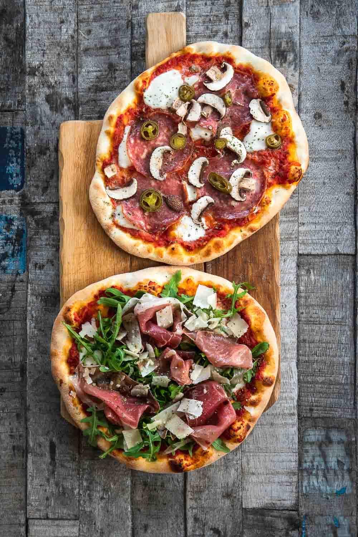 Pizzateig selber machen - Grundrezept mit Trockenhefe #hefeteigfürpizza