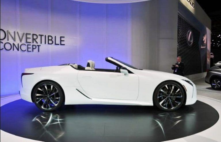 2020 Lexus Lc Convertible Price Australia Lexus Convertible Lexus Lc Lexus