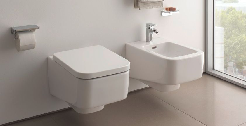 Laufen Pro Toilet And Bidet Laufen Pro Is A Comprehensive Bathroom