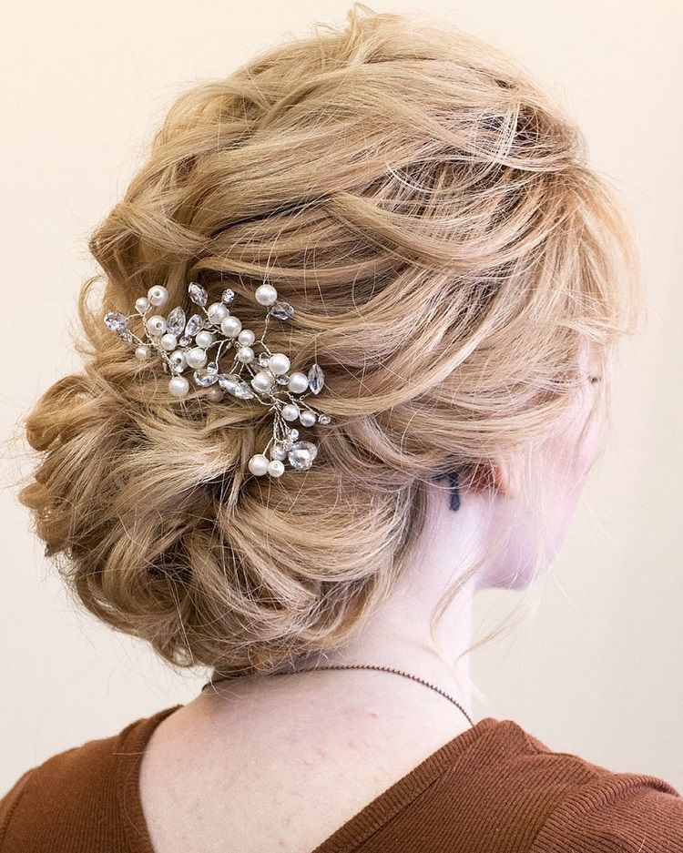 Romantic Wedding Hairstyles To Inspire You Fabmood