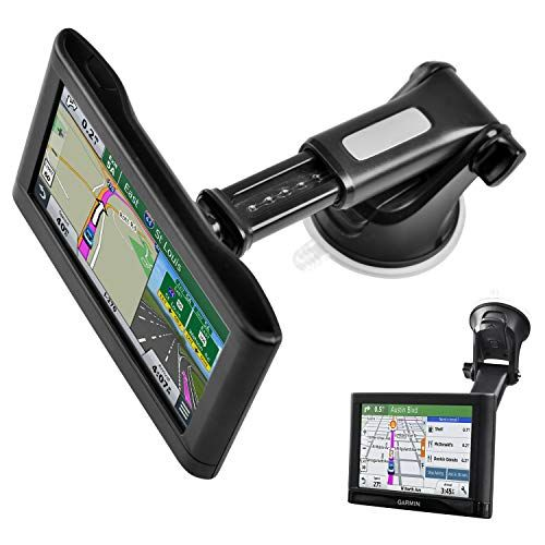 Gps Suction Cup Mount For Garmin Quick Extension Arm