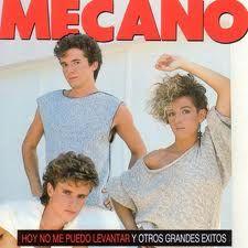 Mecano Toda Una época Look Años 80 Cantantes De Los 80 Cantantes Españoles