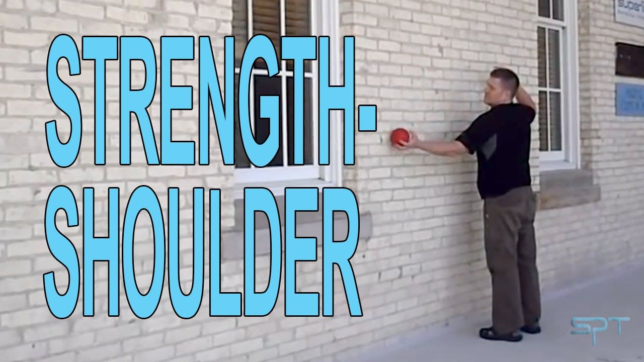 How to improve your rotator cuff strength shoulder