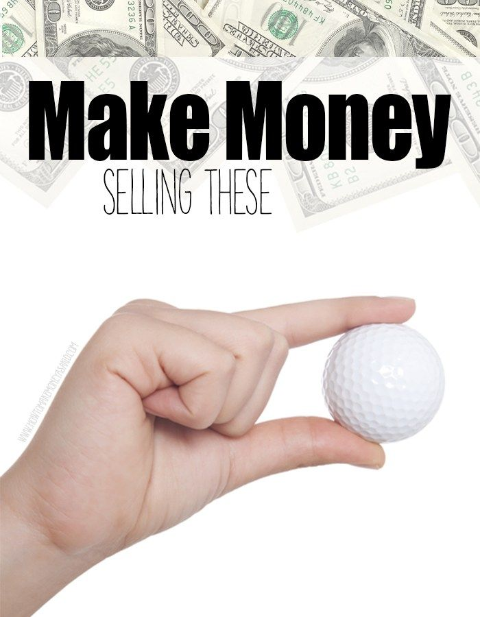 How To Sell Used Golf Balls Travel Pinterest Golf Ball Golf
