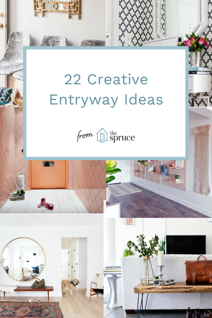 22 Functional Entryway Ideas That Make A Beautiful F
